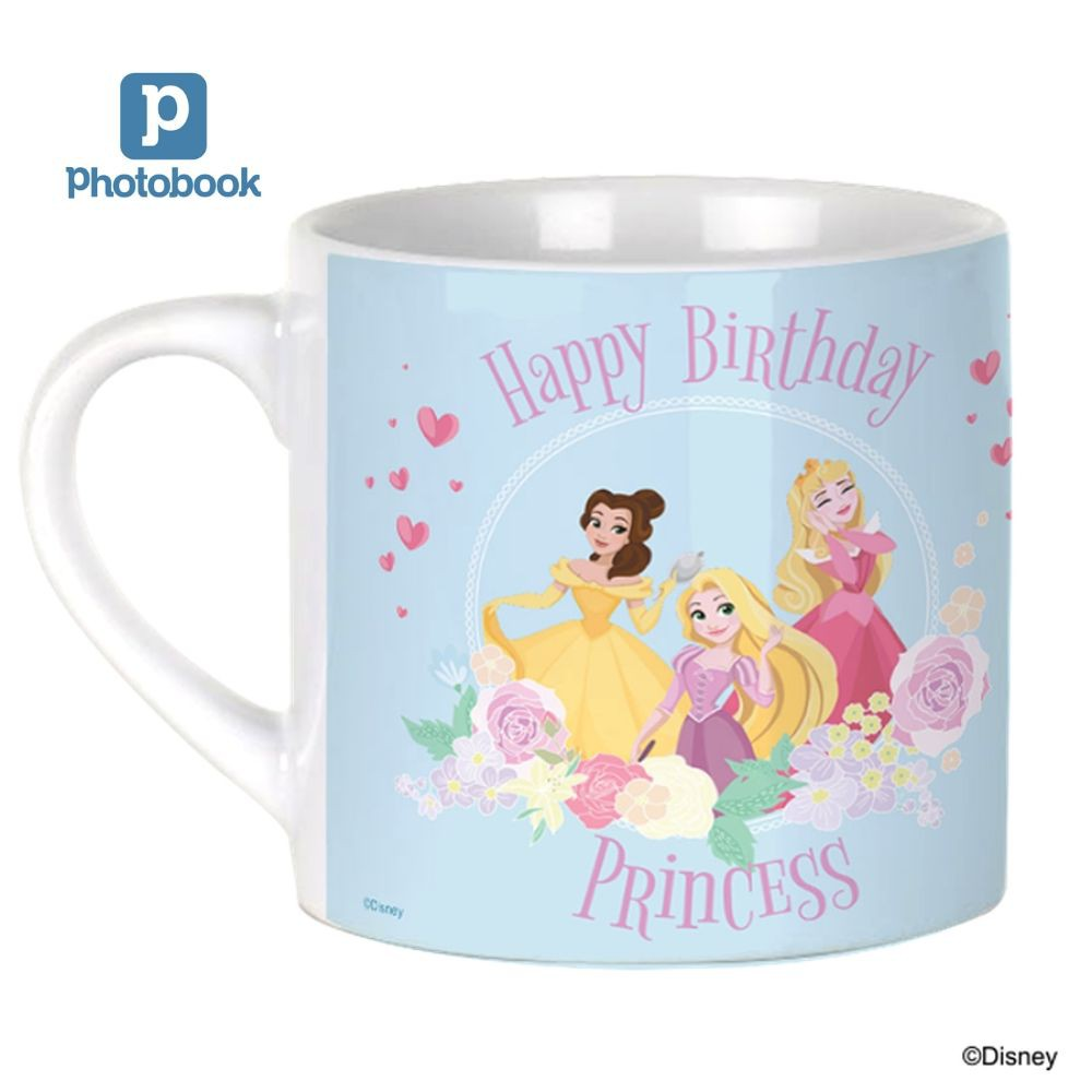 Photobook Personalised Disney Single Photo Mug (6oz)