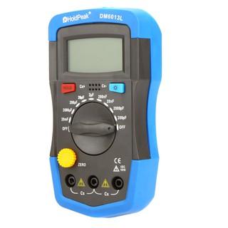F&D Digital MeterDM6013L Handheld Digital Capacitance Meter