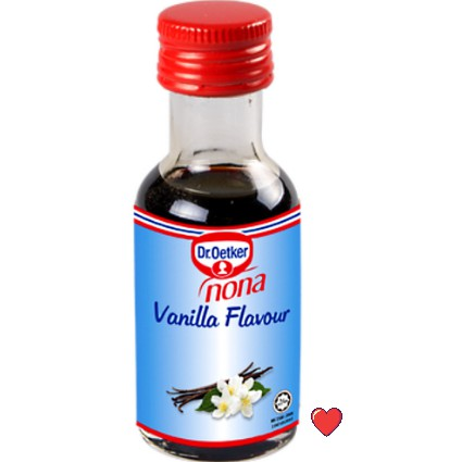 Dr.Oetker Nona Vanilla Flavour 25ml ( Free Fragile + Bubblewrap Packing )