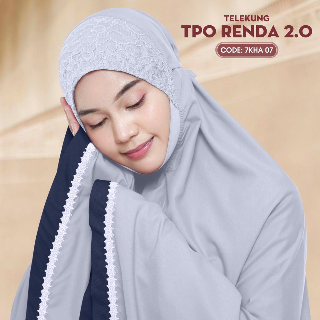 TELEKUNG COTTON TPO RENDA 2.0 FREE WOVEN BAG