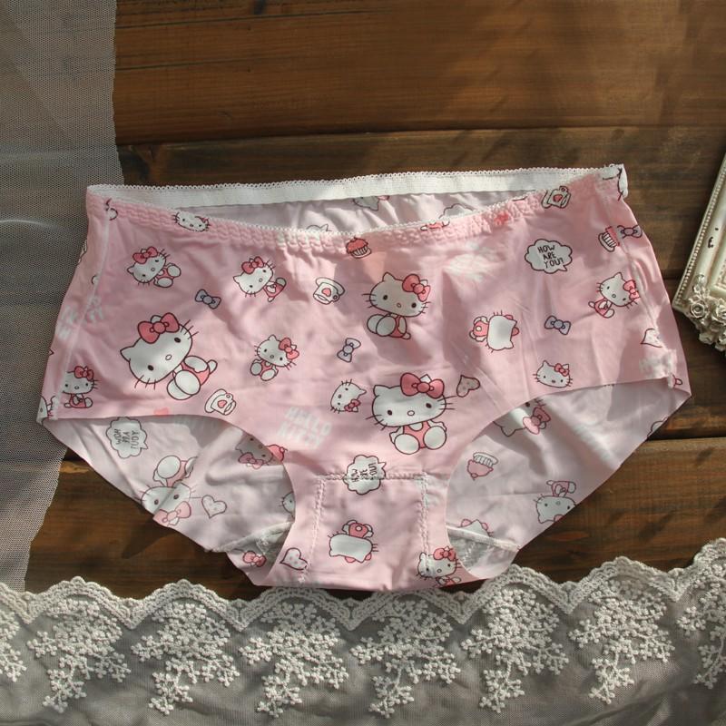 c335a431f93 Japanese Lolita Cute Girl Hollow Cotton Underwear No Trace Hip Low Waist  Pants C | Shopee Malaysia