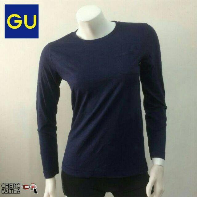 Baju Uniqlo original turtle neck long sleeve long neck  BUL18 ... 4eb0e5dba3