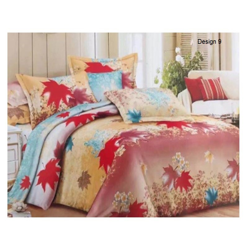 Nava 2pcs Single Home Essential Fitted Bedding Set