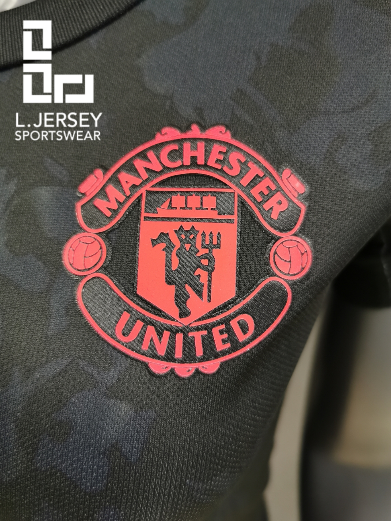 Manchester United Women 3rd Season 19/20 Fans Issue Jersey