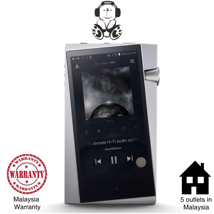 Astell&Kern A&Norma SR25 Streaming Dual DAC Bluetooth Digital Audio Player [Jaben]A&K Norma
