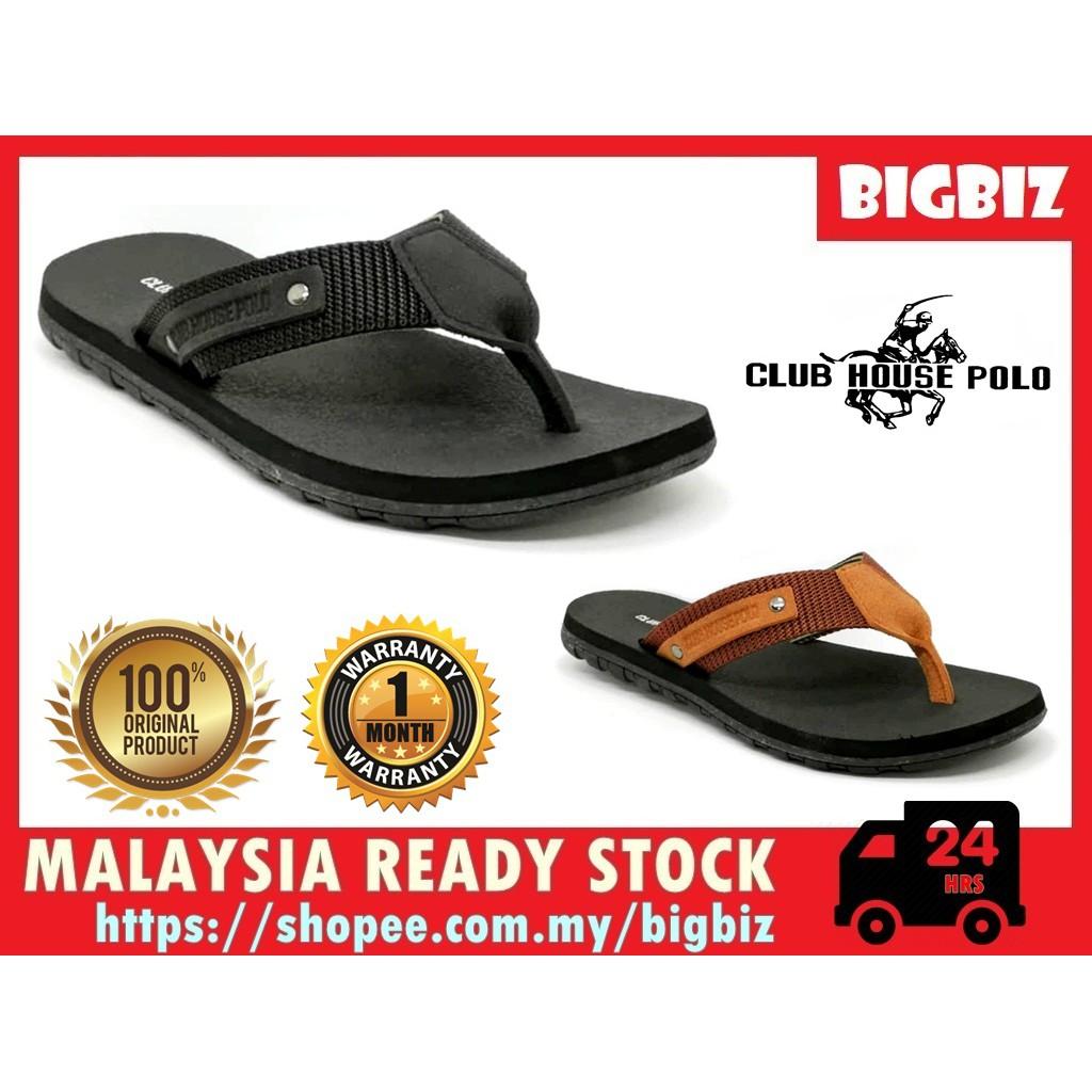 Malaysia Ready Stock Original Club House Polo Men Sandals