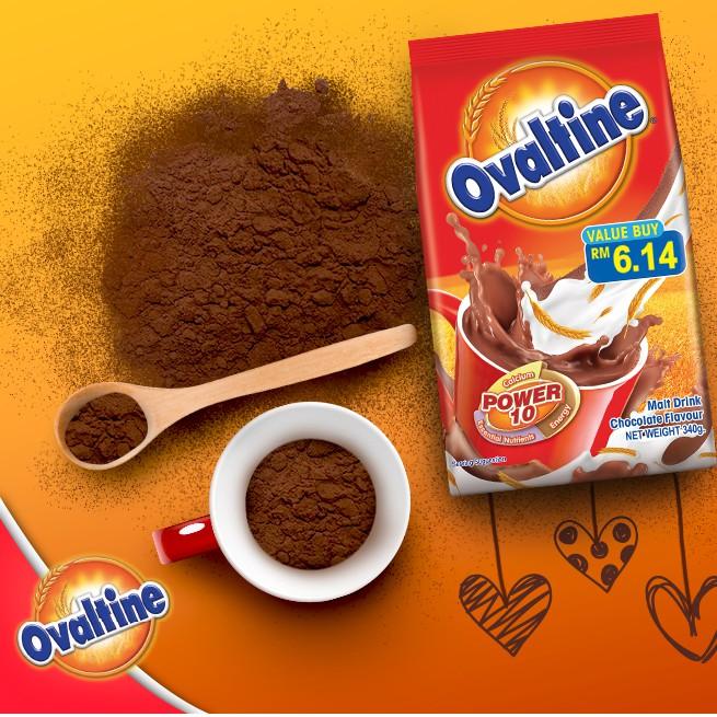 Ovaltine Original Taste 340g