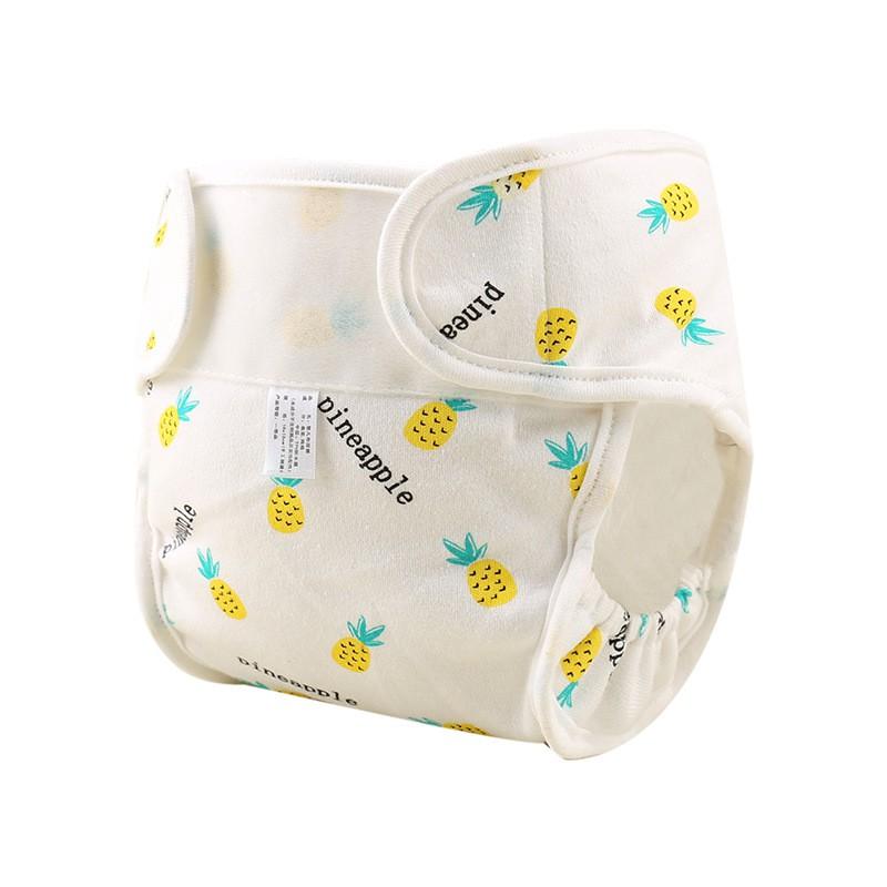 Cotton Soft Reusable Diaper Cloth Infant Care Newborn Baby Accessories CF