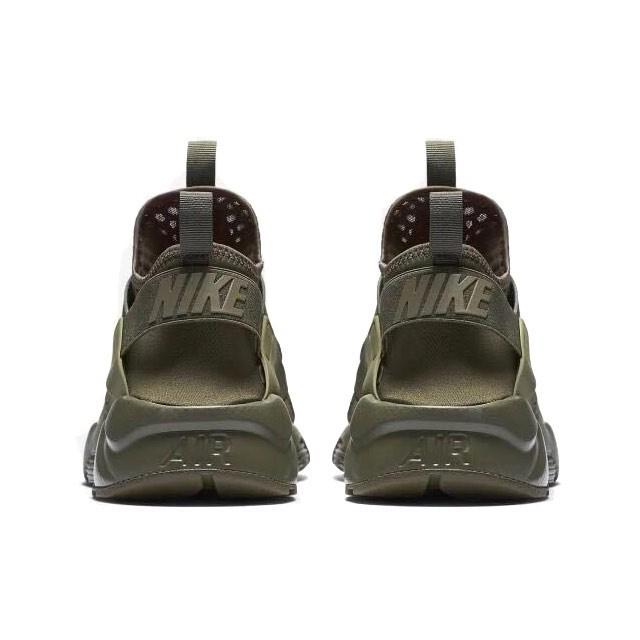 cohete Gimnasio amplio  Nike Air Huarache Army Green Men   Shopee Malaysia
