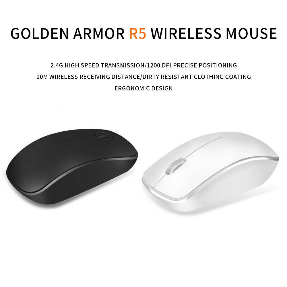 93606bfc8d9 Wireless Mouse Tracker Leopard 101B Mini-wireless Mouse USB Laptop Wireless  Mous | Shopee Malaysia