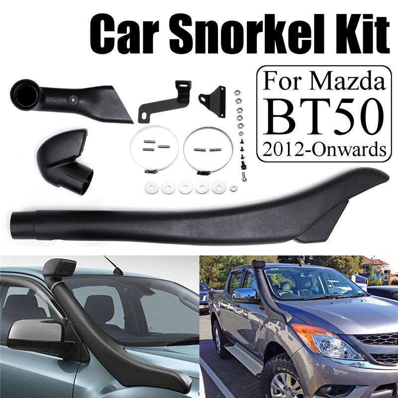 Car Snorkel Air Intake Kit For MAZDA BT50 2012-Onwards Diesel 2 2L