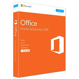 Microsoft Office Home And Business 2016 Original Software While Stock Last