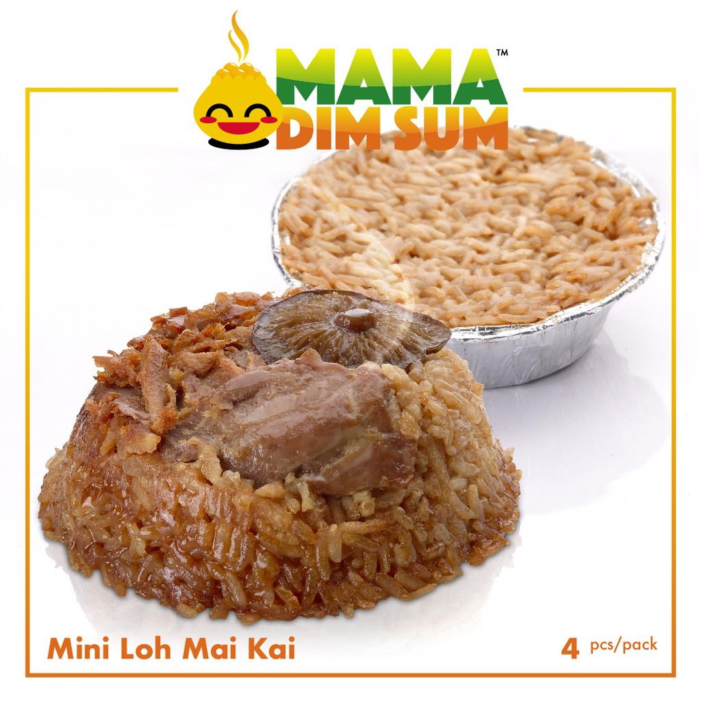 (P12M) Mini Loh Mai Kai (4pcs/pack)