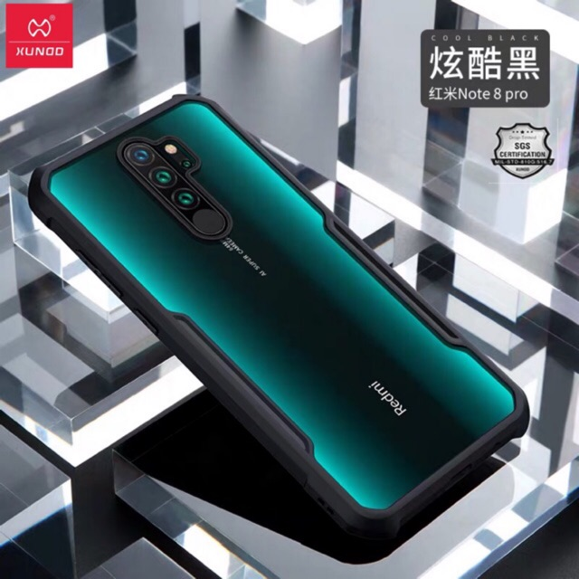 XUNDD Shockproof Phone case for Redmi Note 8 Pro XiaoMi Note 8