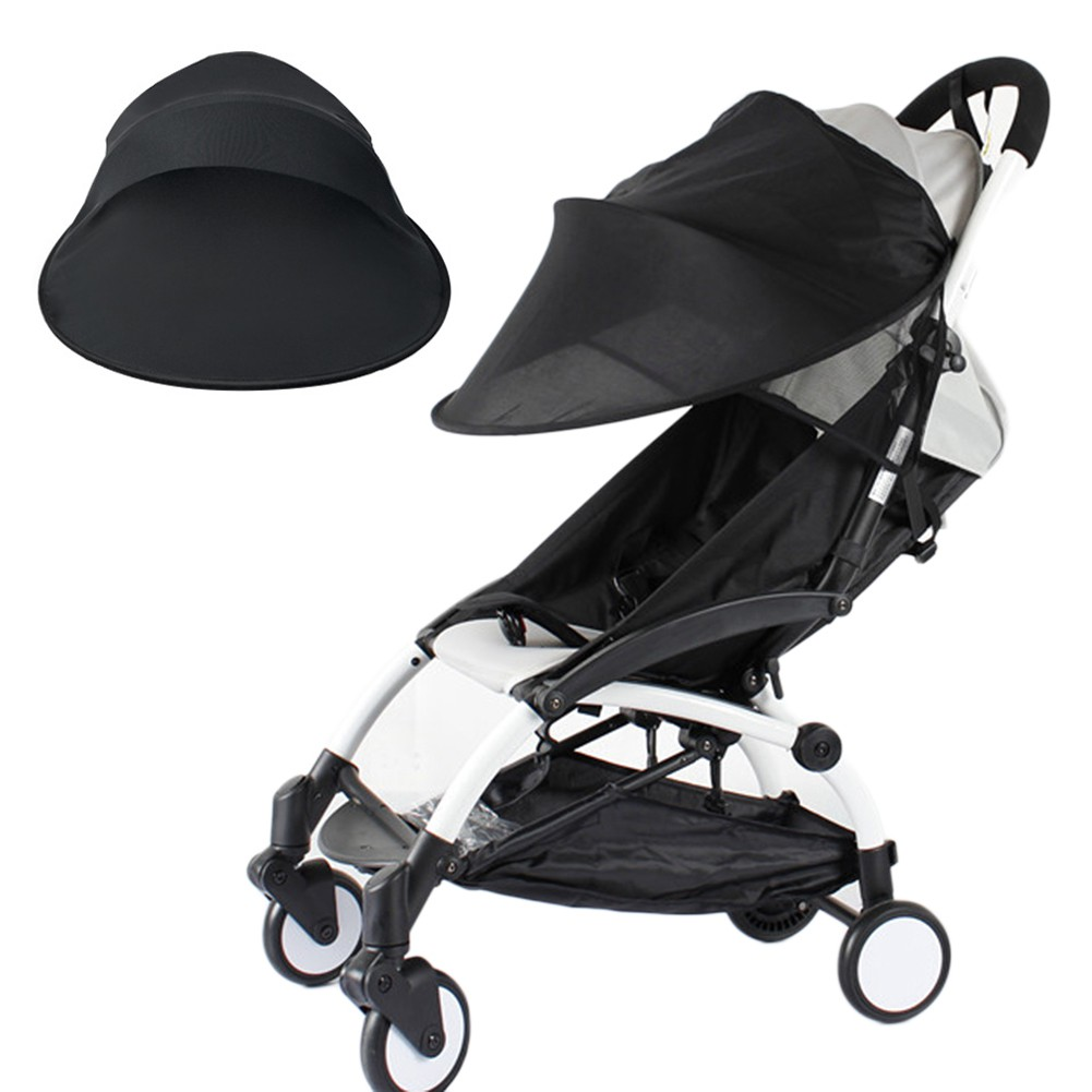 ea35e557f15f Baby Anti-UV Cloth Rayshade Stroller Cover Windproof Rainproof Sun  Protection Umbrella