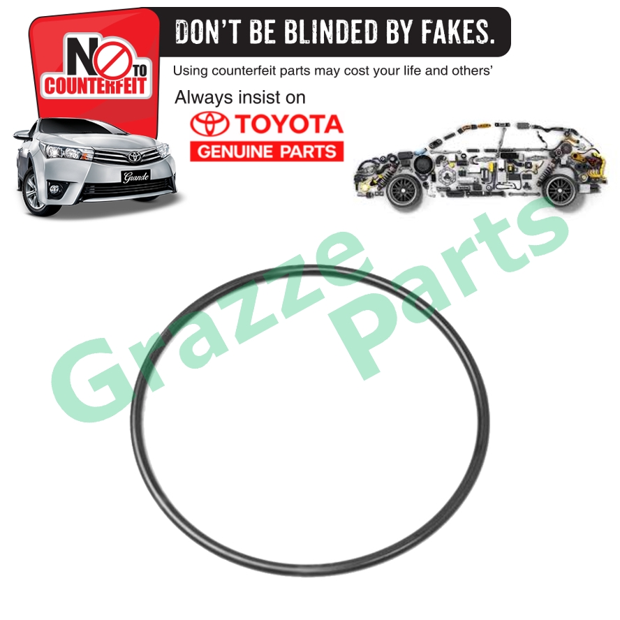 Toyota Original Fuel Pump Gasket Seal O-Ring 77169-52030 Toyota Vios NCP93