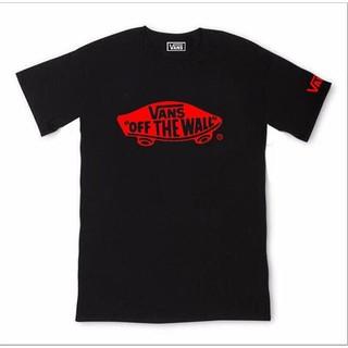 b6e8bbb2 VANS 2018 Men Women T-shirt Short Sleeve Summer Hip Hop Tshirts Men ...