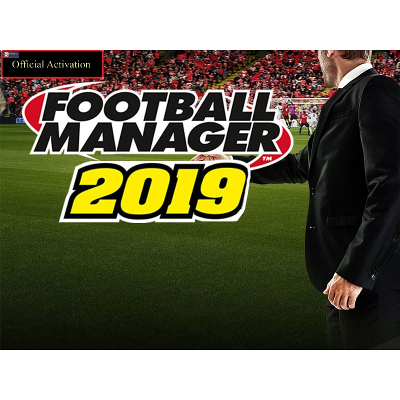 Football Manager 2019 (PC Steam Official)