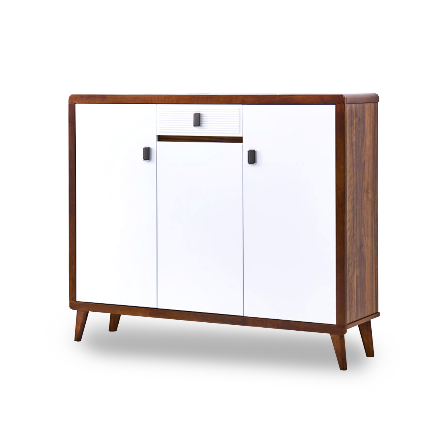 Shoe Cabinet 4603 with glass top