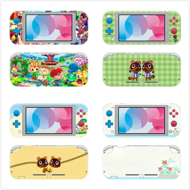 Animal Crossing Themed Stickers For Switch Lite Nintendo Switch
