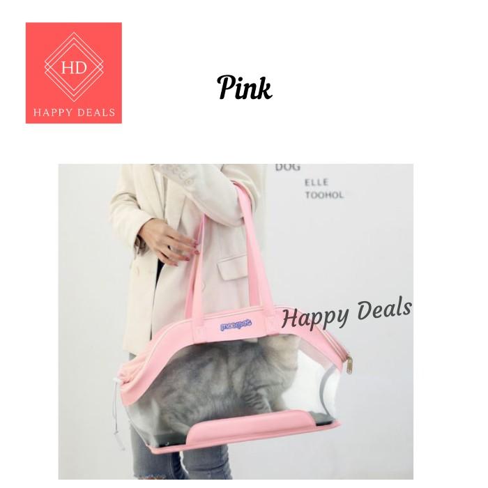HDeals Cat or dog Pet bag carrier black foldable/Cat Bag/Dog Bag/Pet Carrier/Cat Carrier/Dog Carrier/Foldable Pet Bag