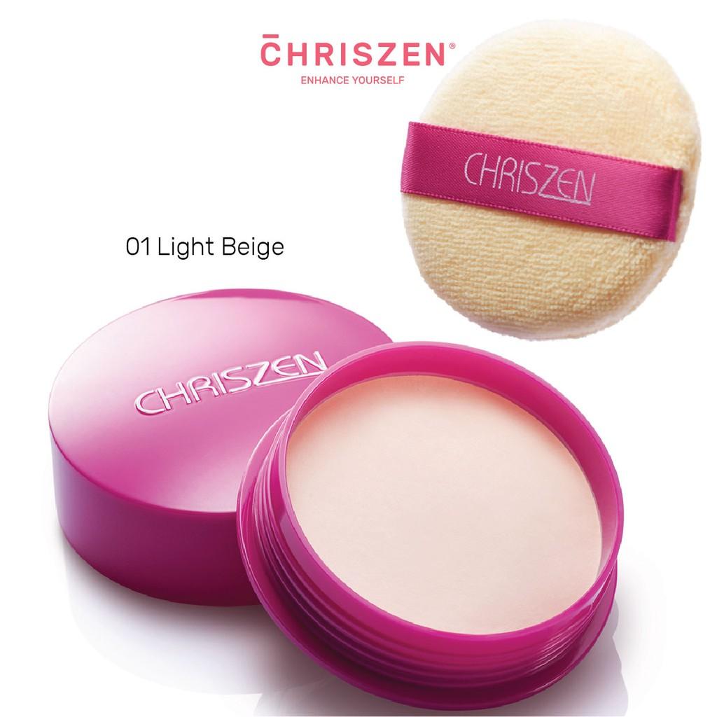 Chriszen Pearl Loose Powder