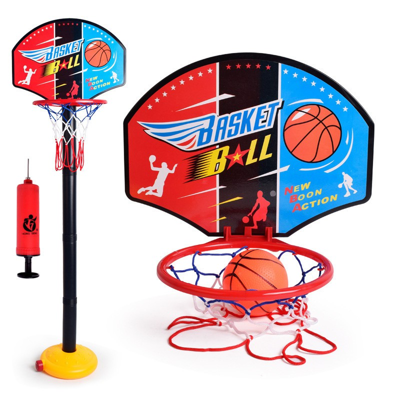988d16a8a1a Inflatable Official Sized 7 Basketball Ball Indoor Training Practicing Use