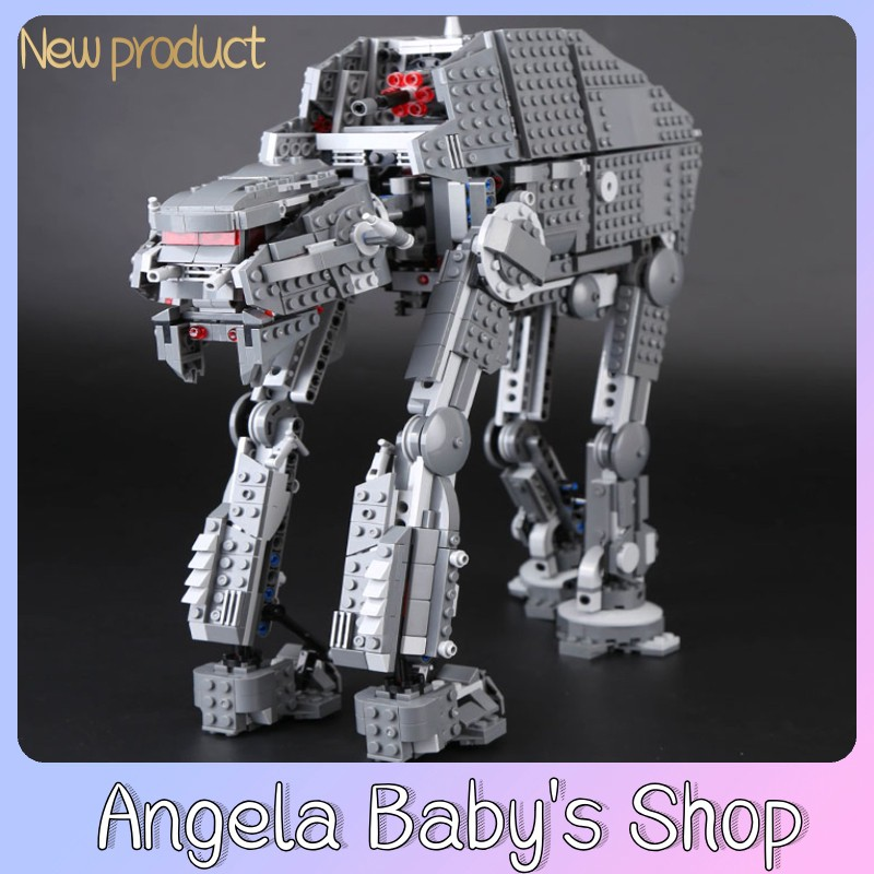 Le pin 05130 can use LEGO 75189 Star Wars heavy assault walking machine toy