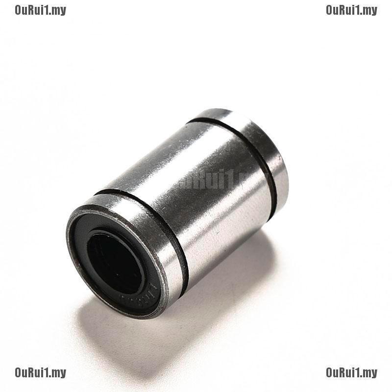 1x Inscribed Circle 10mm LM10UU Linear Ball Bearing Bush Bushing 10x19x29mm HI