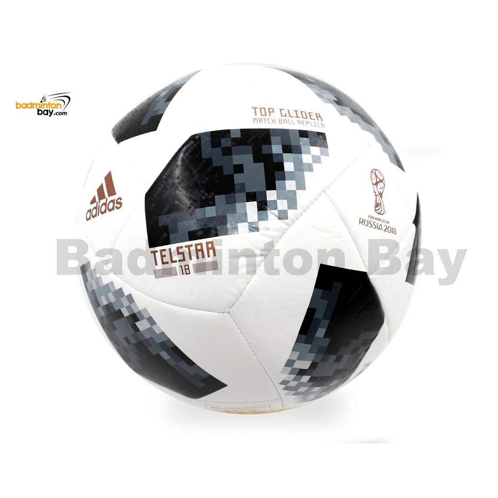 35d1c0d4b Adidas Telstar 18💥 GLIDER Official 2018 World Cup Match Ball Replica -  Original   Shopee Malaysia
