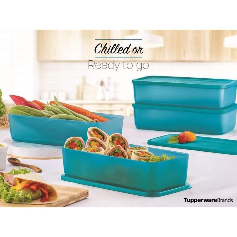 [Ready Stock] Tupperware Fresh-2-Go (1) 1.4L