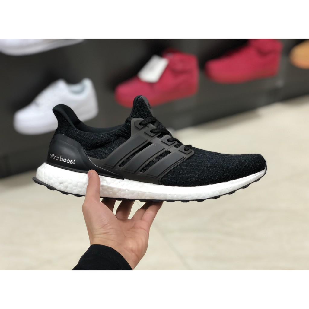 official photos 278fe 7eea3 high quality Adidas Ultra Boost 3.0 black white oreo UB3.0 breathble shoe