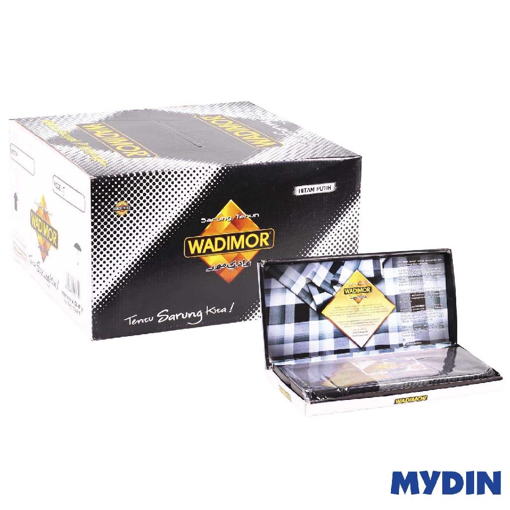 Wadimor Pelikat Black & White With Box WB17909 Assorted (10pcs) #Raya