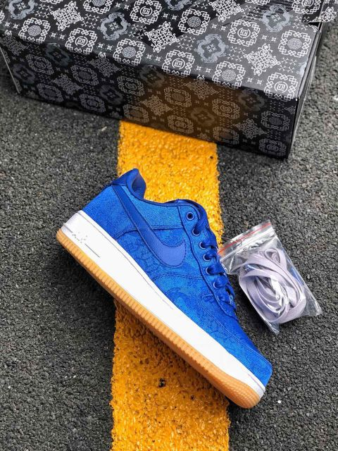 💥READY STOCK💥Nike Air Force 1 Low Clot Prm Classic Version Breathable Fashion Premium