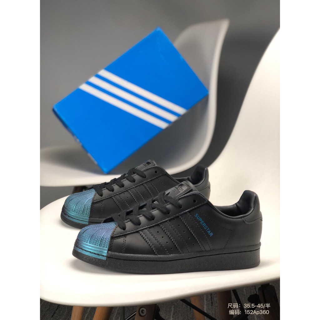 bulto Virgen Sombreado  hot sale!Adidas Originals Superstar super soft leather stitching chameleon  new color matching clover shell head men and women casual couple non-slip  shoes | Shopee Malaysia