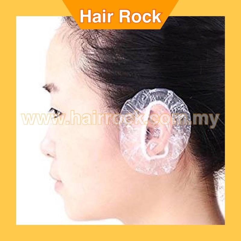 Disposable Waterproof Ear Cover Ear Caps 100pcs