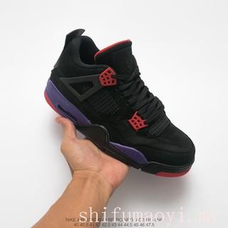 huge selection of 54bf5 b621b Original Nike Air Jordan 4 NRG raptors men sport basketball ...
