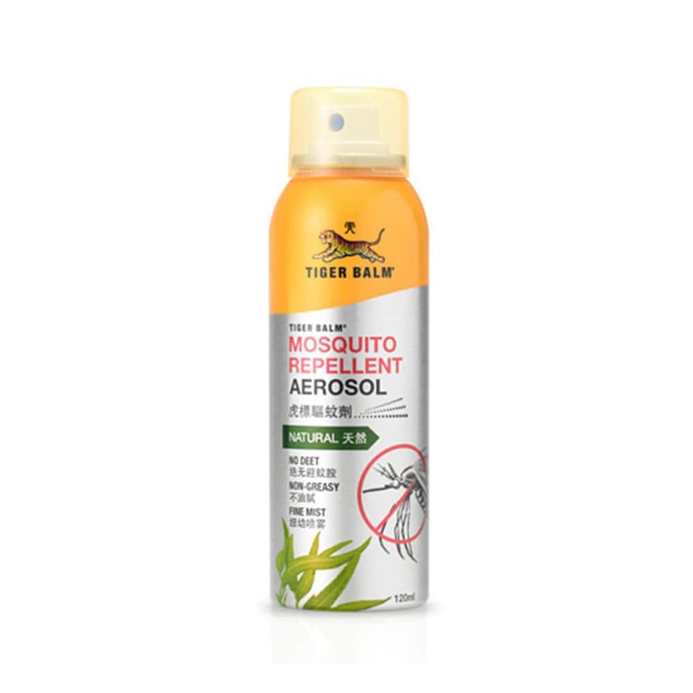 Tiger Balm Mosquito Repellent Aerosol Spray 120ml