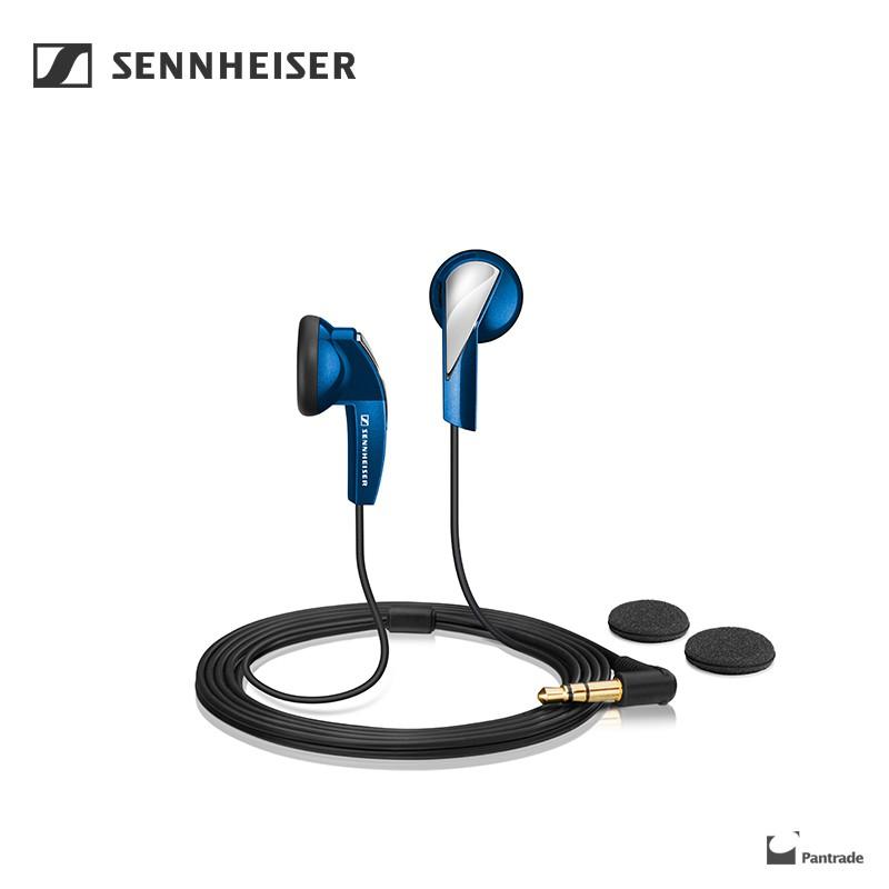 Sennheiser MX 365 In-Ear Earphones Stereo Earphones with Superior Bass - Blue