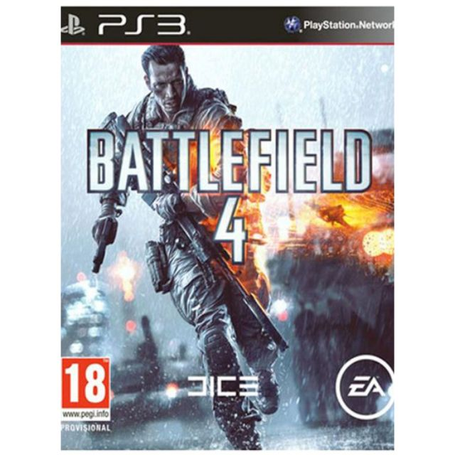Battlefield 4 Ps3 ( Used)