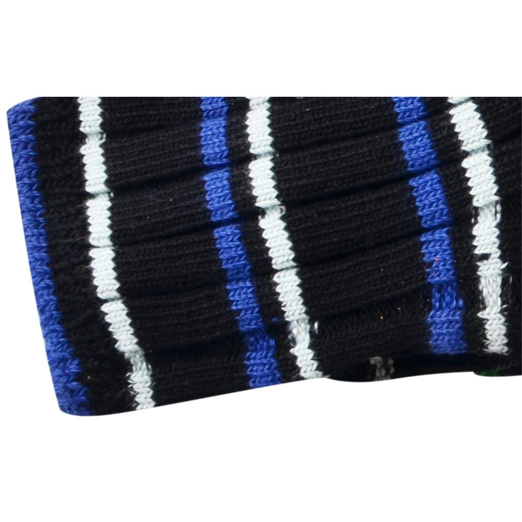 Baby Socks Boy Girl Cotton Newborn Infant Toddler Kids Soft - Basic Double Line Design