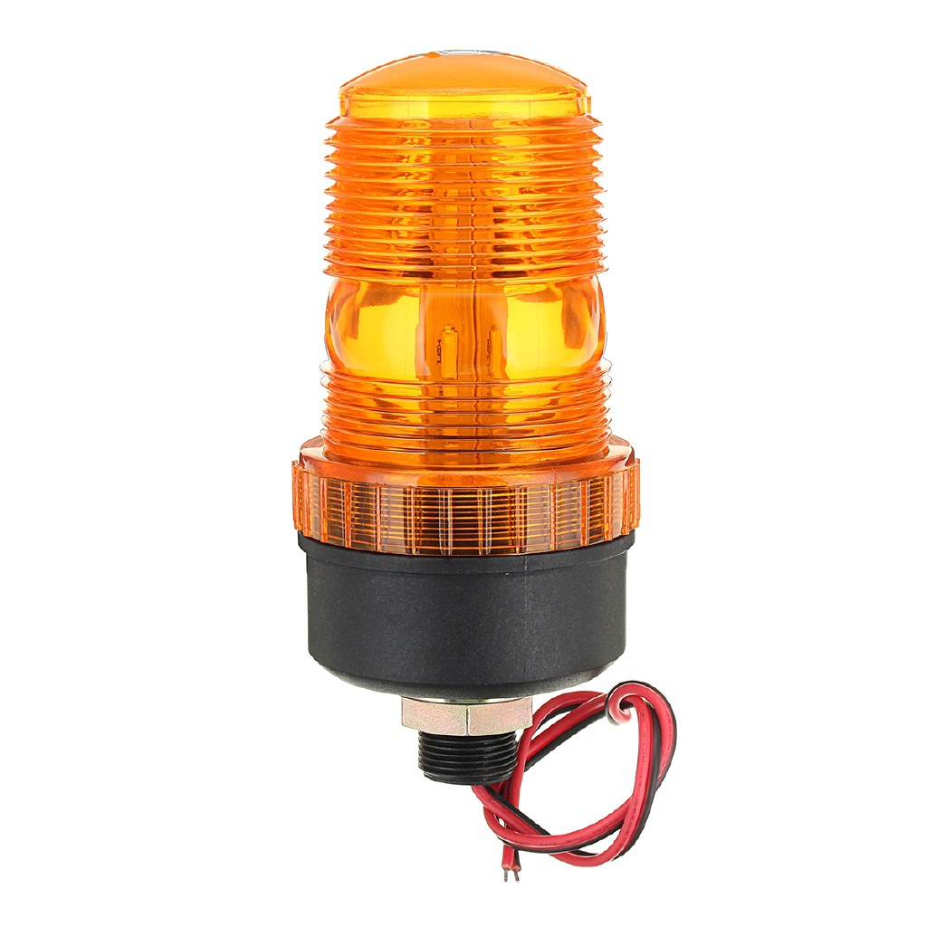 Security & Protection Roadway Safety New 12v Car Magnetic Beacon Rotating Revolving Strobe Flash Warning Alarm Led Light Roadway Safety Excellent In Cushion Effect