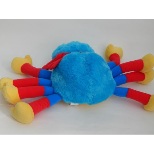 """Spider WOOLLY Plush SOFT TOY 14/"""" NEW Woolly and Tig"""