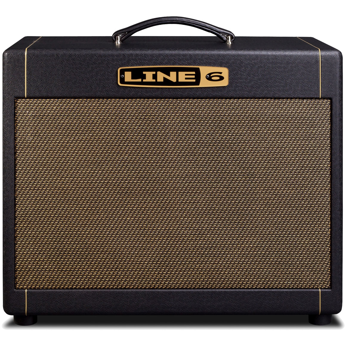 Line 6 DT25-112 25-watt 1x12 Modeling Combo Amplifier with Free Gator G-112A Transporter Case and Cable (LINE6 DT25 112)