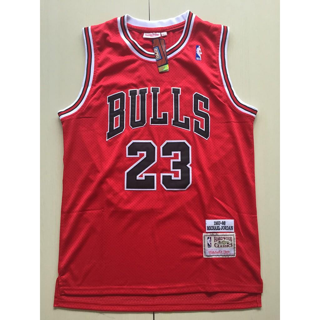 save off 633cf 699db NBA Chicago Bulls JORDAN #23 basketball jerseys S-XXL national TOP