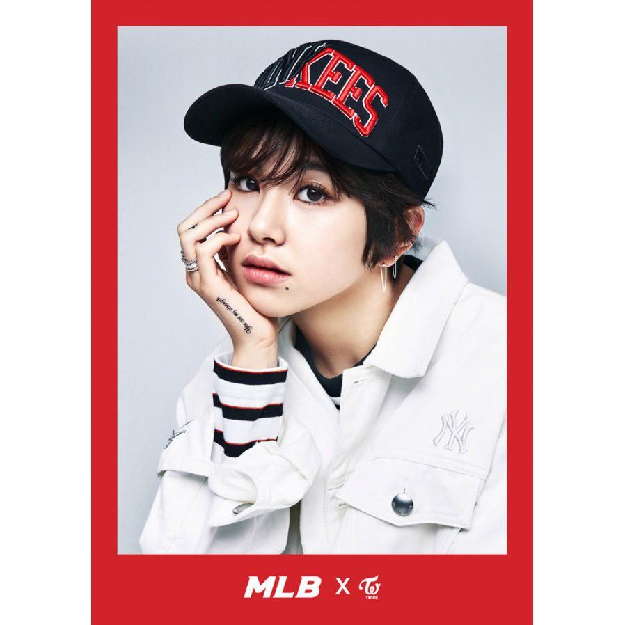 a96aee1c055  MLB x Twice  2017 Spring Cap   32CPAX711-50P (Korea)