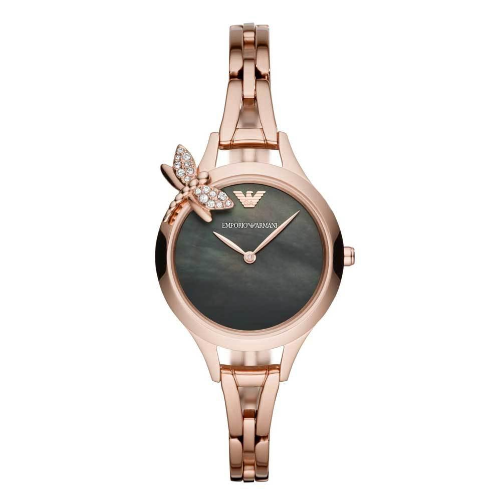 78aa2cc1 Emporio Armani Ar11139 Stainless Steel Rose Gold Women Watch