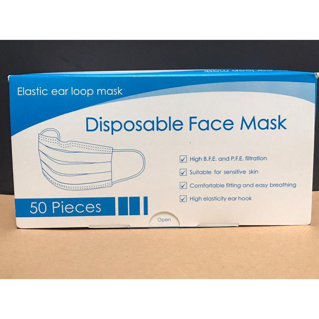 Face Mask [READY STOCK]