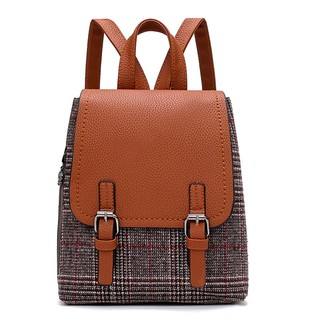 ae4c64a5d1d48e Women Girl Leather Rucksack Shoulder Bookbags School Bag Satchel Travel  Backpack | Shopee Malaysia