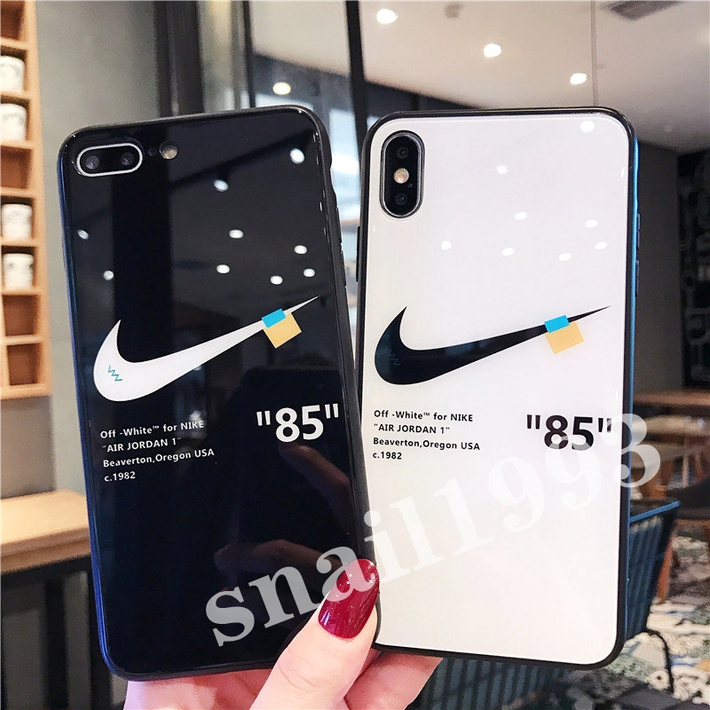 cover iphone 8 nike